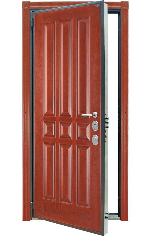 Межкомнатная дверь покраска 147